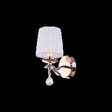 Бра BENETTI Classic Marchesa золото/белый, 1хE14, коллекция CLS-005