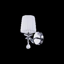 Бра BENETTI Classic Marchesa хром/белый, 1хE14, коллекция CLS-005