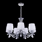 Люстра BENETTI Classic Marchesa хром/белый, 7хE14, коллекция CLS-005