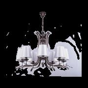 Люстра BENETTI Classic Decente коричневый/белый, 7хE14, коллекция CLS-006