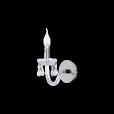 Бра BENETTI Crystal Limpido хром, 1xE14, коллекция CRL-001,1/10
