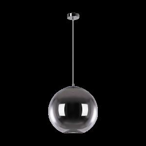 Светильник Benetti Modern Sferico подвесной хром Ф25, 1хE27, коллекция MOD-011