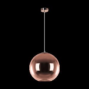 Светильник Benetti Modern Sferico подвесной кофе Ф25, 1хE27, коллекция MOD-011