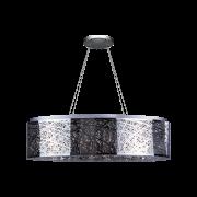 Люстра BENETTI Modern Fregio хром, 9хG9, коллекция MOD-061