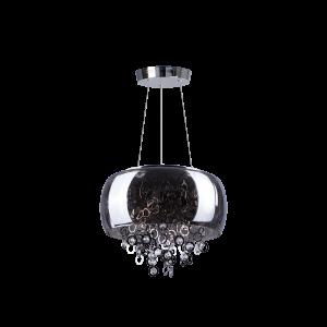 Люстра BENETTI Modern Cascata хром, 6xG9, коллекция MOD-064