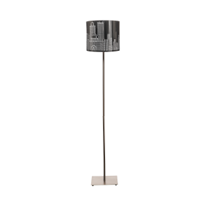 Торшер BENETTI Modern Città хром, 1хE27, коллекция MOD-405