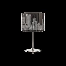 Лампа настольная BENETTI Modern Città хром, 1xE27, коллекция MOD-405