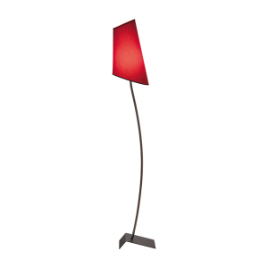 Торшер BENETTI Modern Bizzarro черный/красный, 1хE27, коллекция MOD-406