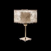 Лампа настольная BENETTI Modern Nebbia бронза/золотистый, 1xE27, коллекция MOD-407