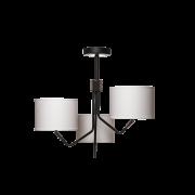 Люстра BENETTI Modern Girevole черный/белый, 3xE27, коллекция MOD-410