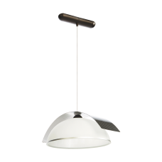 Люстра BENETTI Modern Arco темная бронза/хром, 1xE27,  коллекция MOD-415