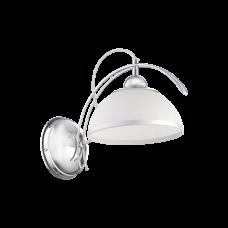 Бра BENETTI Modern Ponte светлое серебро, 1xE27,  коллекция MOD-416