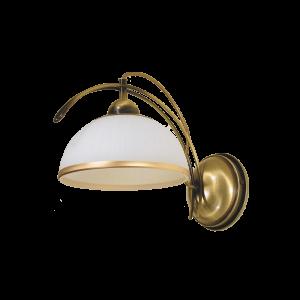 Бра BENETTI Modern Ponte золотистый никель, 1xE27,  коллекция MOD-416