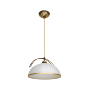 Люстра BENETTI Modern Ponte золотистый никель, 1xE27,  коллекция MOD-416