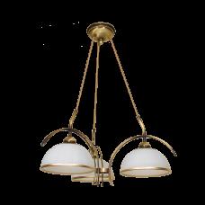 Люстра BENETTI Modern Ponte золотистый никель, 3xE27,  коллекция MOD-416