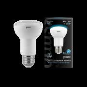 Лампа Gauss LED Reflector R63 E27 9W 4100K 1/10/40