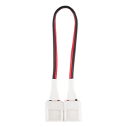 Коннектор для светодиодной ленты с возможностью изгиба 2835/60SMD 1 шт.