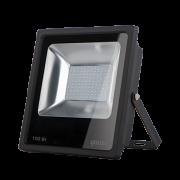 Прожектор светодиодный Gauss LED 100W IP65 6500К черный 1/5
