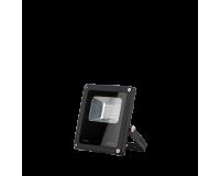 Прожектор светодиодный Gauss LED 10W IP65 6500К черный 1/24