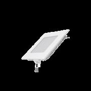 Gauss ультратонкий квадратный IP20 6W 4100K 1/20