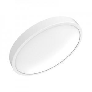 Светильник светодиодный Gauss LED 18W IP20 2700К круглый (белое кольцо) 1/5