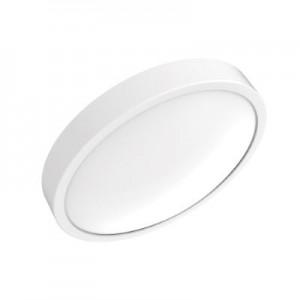 Светильник светодиодный Gauss LED 12W IP20 4100К круглый (белое кольцо) 1/5