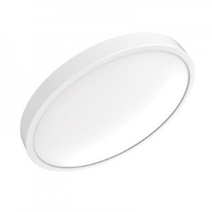 Светильник светодиодный Gauss LED 24W IP20 4100К круглый (белое кольцо) 1/5