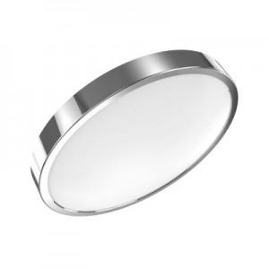 Светильник светодиодный Gauss LED 18W IP20 4100К круглый хром 1/5 (кольцо хром)