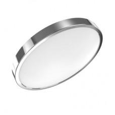 Светильник светодиодный Gauss LED 24W IP20 4100К круглый хром 1/5 (кольцо хром)