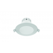 Светильник Gauss Кругл. Белый, 7W, 520 Lm LED 4100K