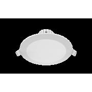 Светильник Gauss Кругл. Белый, 11W, 940 Lm LED 4100K