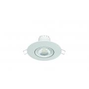 Светильник Gauss Кругл. Белый, 6W, 500 Lm LED 2700K