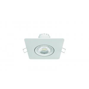 Светильник Gauss Квадрат. Белый, 6W, 500 Lm LED 2700K