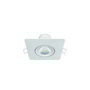 Светильник Gauss Квадрат. Белый, 6W, 520 Lm LED 4100K