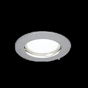 Светильник Gauss Metal CA003 Круг. Хром, Gu5.3 1/100