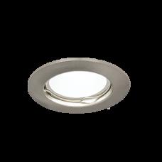 Светильник Gauss Metal CA004 Круг. Титан, Gu5.3 1/100