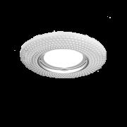 Светильник Gauss Metal Exclusive CA057 Круг. Хром, Gu5.3 1/100