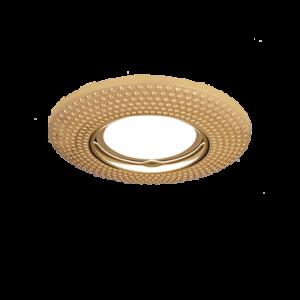 Светильник Gauss Metal Exclusive CA058 Круг. Золото, Gu5.3 1/100