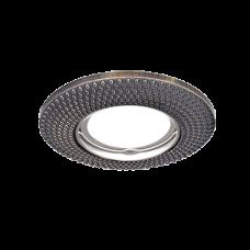 Светильник Gauss Metal Exclusive CA059 Круг. Бронза, Gu5.3 1/100