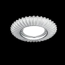 Светильник Gauss Metal Exclusive CA064 Круг. Хром, Gu5.3 1/100