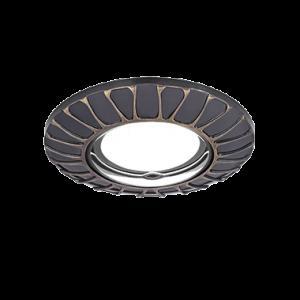 Светильник Gauss Metal Exclusive CA065 Круг. Бронза, Gu5.3 1/100