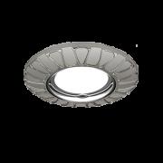 Светильник Gauss Metal Exclusive CA066 Круг. Титан, Gu5.3 1/100