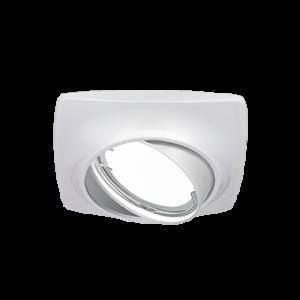 Светильник Gauss Metal Exclusive CA069 Круг. Белый перламутр, Gu5.3 1/100