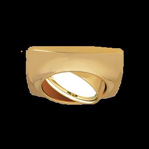 Светильник Gauss Metal Exclusive CA070 Круг. Золото, Gu5.3 1/100
