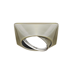 Светильник Gauss Metal Exclusive CA071 Круг. Бронза, Gu5.3 1/100