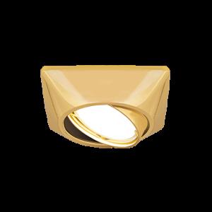 Светильник Gauss Metal Exclusive CA073 Круг. Золото, Gu5.3 1/100