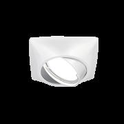 Светильник Gauss Metal Exclusive CA075 Круг. Белый перламутр, Gu5.3 1/100