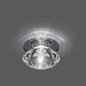 Светильник Gauss Crystal CR035, G4 1/50