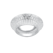 Светильник Gauss Glass CR051 Кристалл/Хром, Gu5.3 1/30
