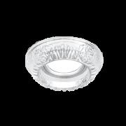 Светильник Gauss Glass CR052 Кристалл/Хром, Gu5.3 1/40